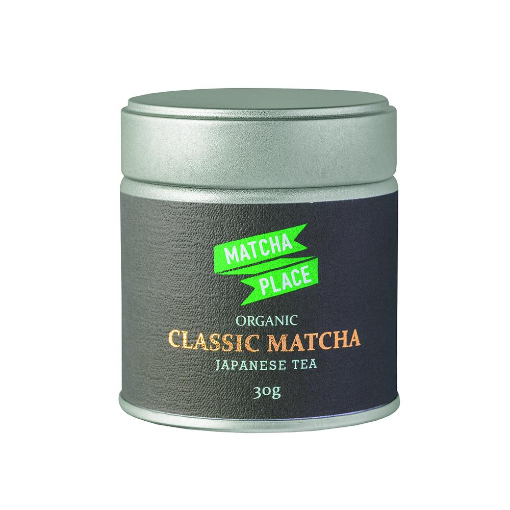 shizuoka green tea [Classic Matcha] (P12)