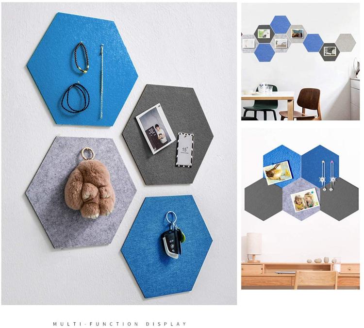 Customized Felt Acoustic Panel for Indoor Decoration Wall Board - Yola WhiteBoard   szyola.net