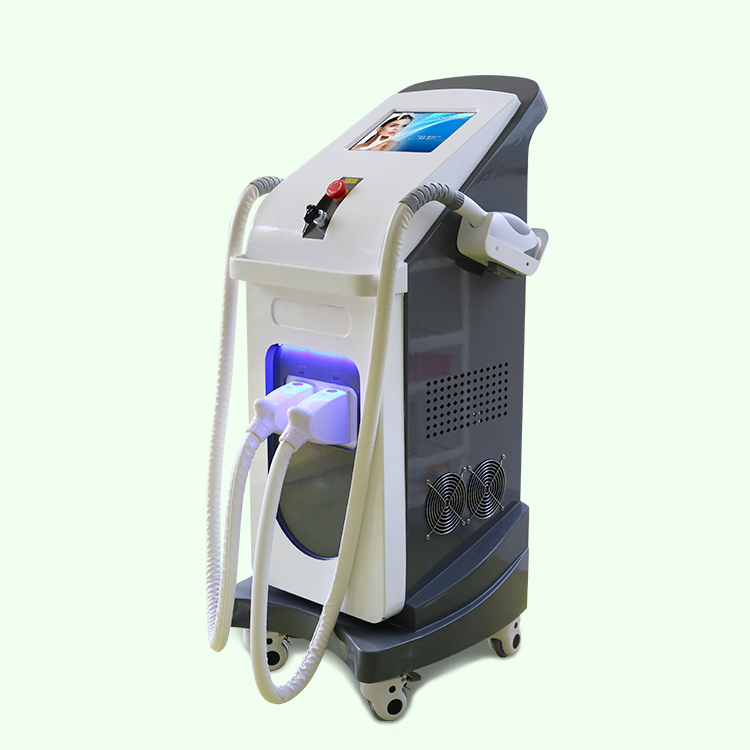 advanced ipl hair removal and skin care acne treatment IPL elight shr yag laser machine