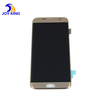 Mobile phone LCDs for samsung galaxy s7 edge G935F screen, for Samsung galaxy S7 edge LCD display