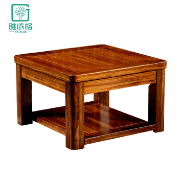 Modern new Chinese style African ebony Console Tables for living room