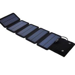 Solaire solaire de banque de puissance chargeur solar_charger avec mobile