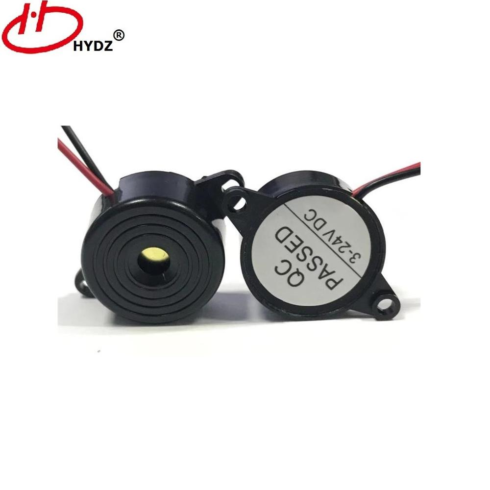 3-24V hydz warning alarm <strong>piezo</strong> <strong>buzzer</strong> function for electric products