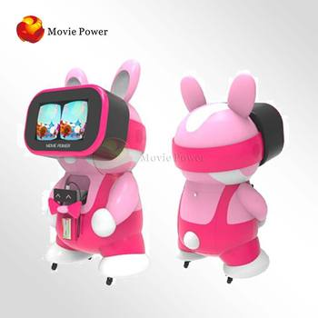 Movie Power Cute 9D Vr Kids Cinema Games Movie and Games 7D Children Games for Kids Entertainment Machines