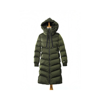 Womens Down Padded Puffer Jacket,Women'S Jacket Long Down Jacket Padded Winter Coat