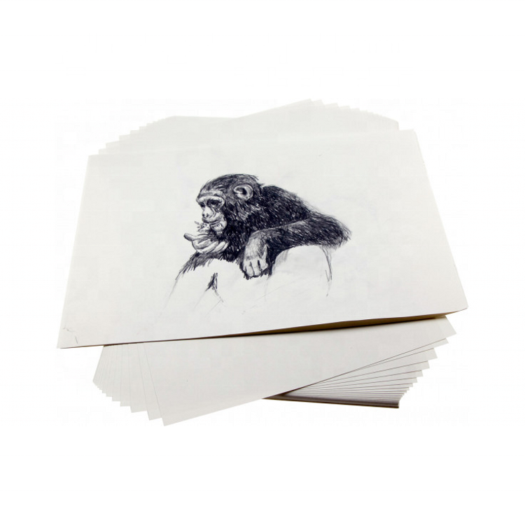 80-180g White Sketch Drawing Paper