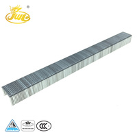 Fast Air Delivery China OEM 22GA 10.4MM Accessory U-Type Nail Sofa Furniture Staple