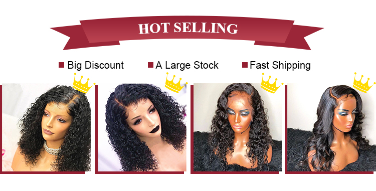 shy brazilian human hair 613 blonde deep wave wig 180 density 10a  lace front wig for black women