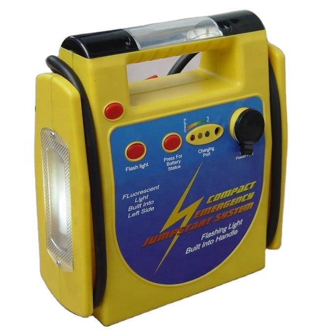 Car Jump Starter Starting Device Battery Power Bank Jumpstarter Emergency Jump Starter With FLASH Emergency Light Built