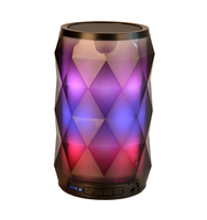 Colorful LED Touch Control Bluetooth Speaker Portable Wireless
