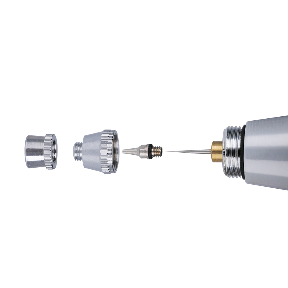 LinhaivetA hot skin care ink airbrush air brush gun tanning machine design set