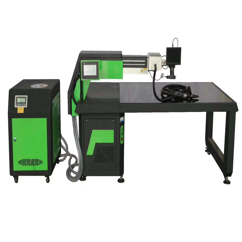 YAG Laser Welding Machine laser welder Fiber/ Laser Welding Machine from China/Welding of metal