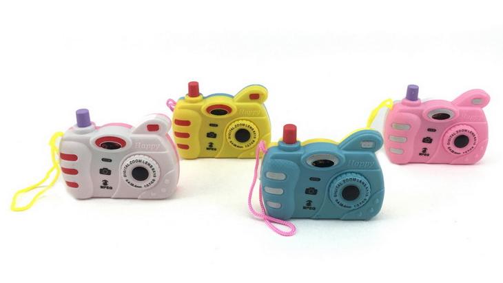 กล้องขนาดเล็กโปรโมชั่นของขวัญ MINI ของเล่นพลาสติกสำหรับเด็ก