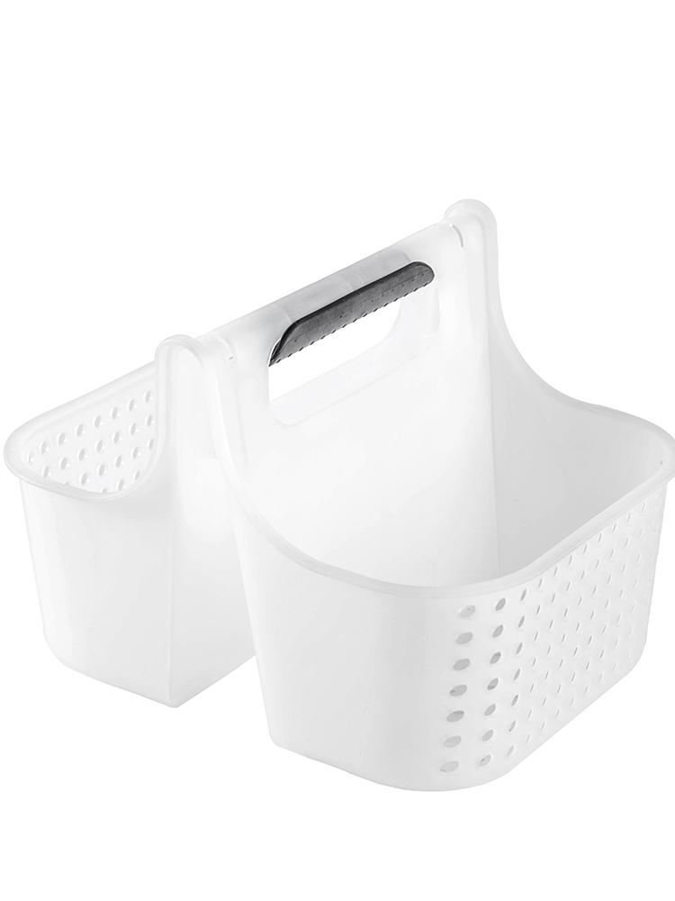 Portable bath basket