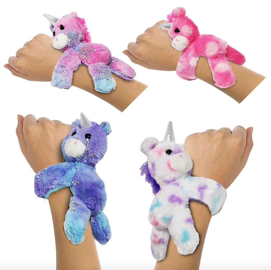 Best Stuffed Animals For Boy, Novelty Shiny Unicorn Huggers Slap Bracelet Plush Toy Slap Wristband Stuffed Animals For Kids Buy Plush Slap Bracelet For Kids Plush Unicorn Slap Bracelets Stitch Slap Bracelet Plush Product On Alibaba Com