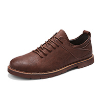 Beautiful and simple skin-friendly shoes wear-resistant non-slip men's boots