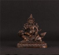 QUYANG wholesale custom buddha statue brass antique bronze sitting buddha statue buddha sitting statue