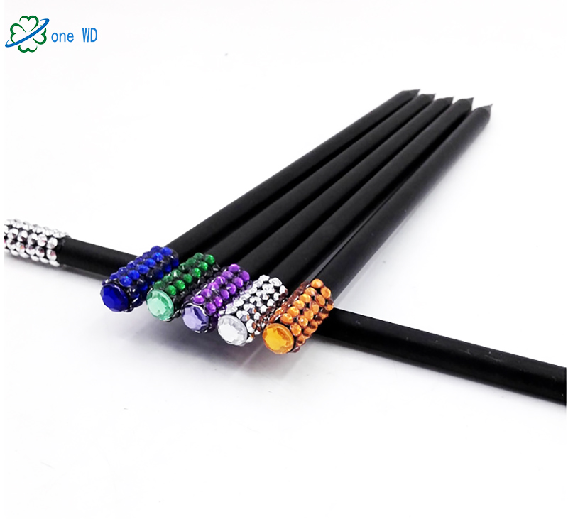 The best quality professional wholesale black wood graphite high quality  pencils