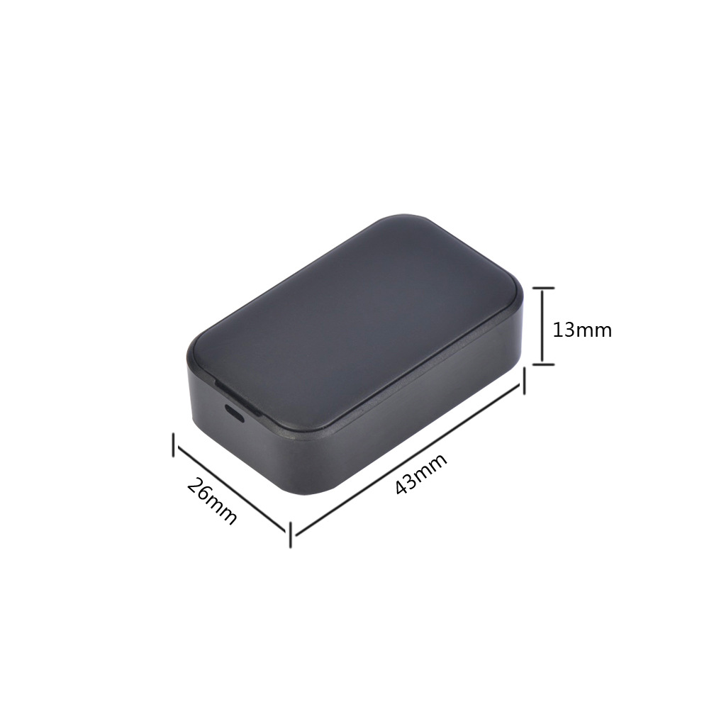 Mini GPS Tracker WIFI+LBS+GPS Tracking Device Pets Vehicle Children Elderly Location Tracker SOS Calling Portable GPS Tracker