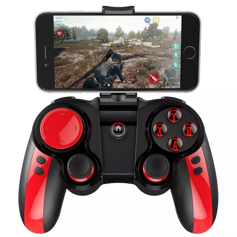 Honcam <strong>Bluetooth</strong> Phone Mobile Wireless <strong>Android</strong> Game <strong>Controller</strong> for <strong>Android</strong> IOS