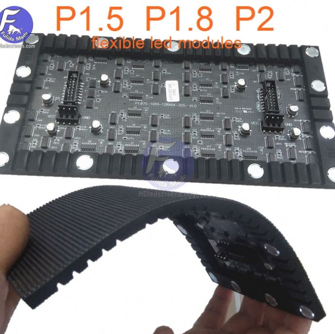 flexible led modules P1.5 P1.8 P1.875 P6 Indoor Led Display <strong>Video</strong> For Advertisement Led Display Screen <strong>Video</strong> Wall