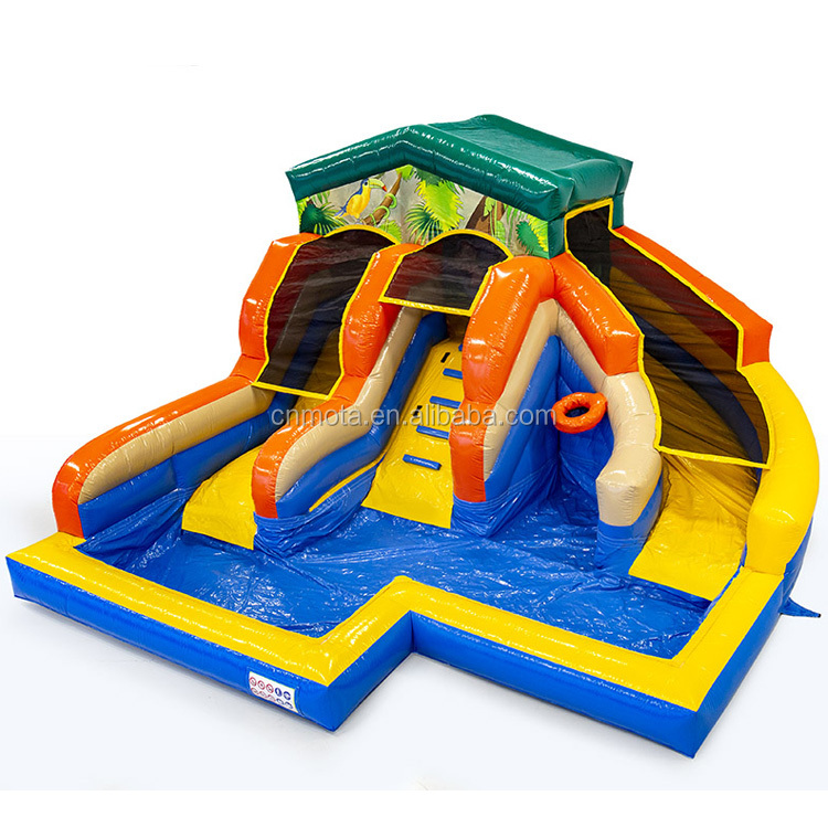High quality inflatable fun city kids inflatable bouncy castle for the amusement park