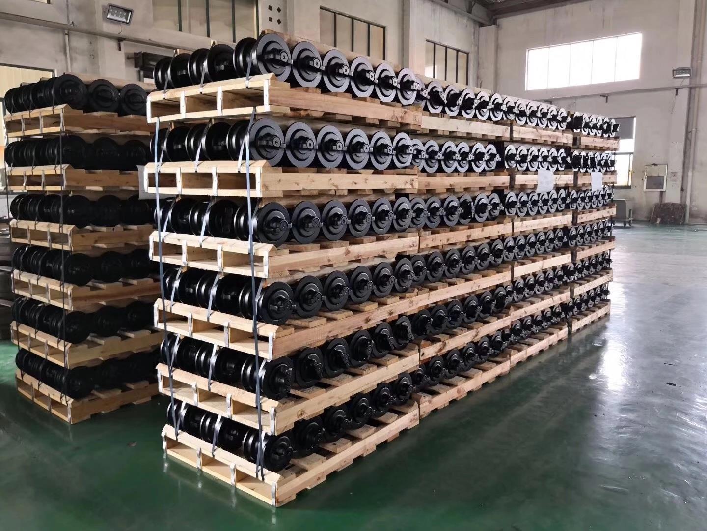 D4E מסלול תחתון רולר תוצרת סין