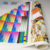 220gsm Photo Art Matte Water Based Polyester Inkjet Canvas Roll For Printing