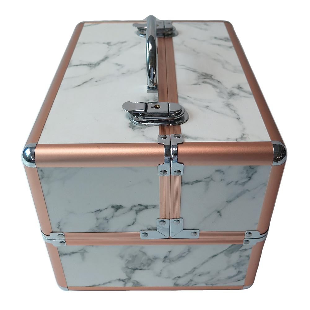 Профессиональный алюминиевый косметический и косметический Чехол