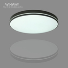 Contemporary hot sale dimmable hotel ceiling panel lamps in pvc