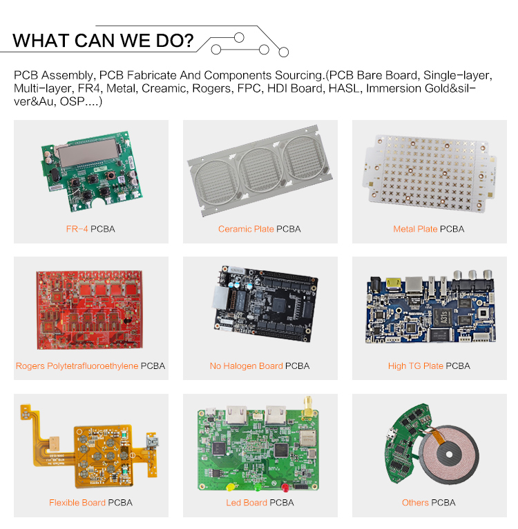 PCBA Manufacturer Printed Circuit Board Assembly AIR Conditioner Control Board