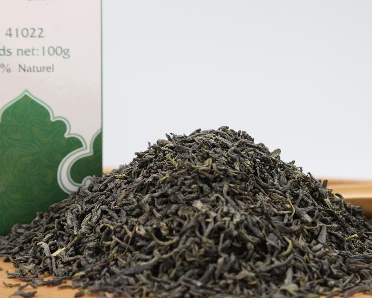 High Quality Chunmee Green Tea 4011 China Organic Chunmee Tea - 4uTea | 4uTea.com