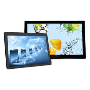 VESA mount Digital Signage 18.5 Inch Android Tablet with RK3288 Android 6.0