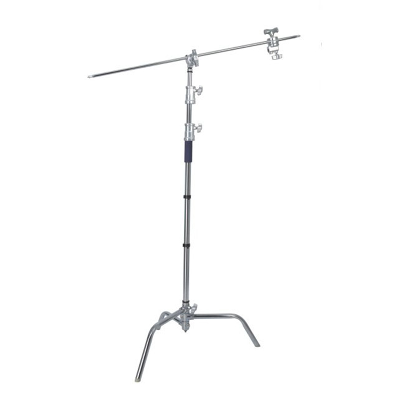 Photography Photo Studio light stand C stand Camera Tripod Light Flash Lamps фото