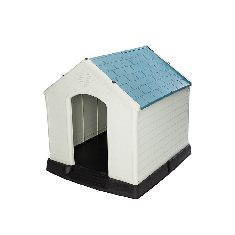 Luxury Outdoor Breathable Large Pet Nest Removable And Washable Plastic Large Dog House
