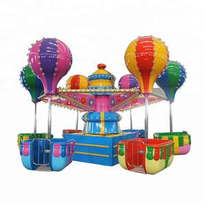 Amusement park rides kiddy ride balloon amusement samba balloon ride