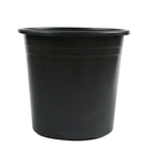 10 Pots Flower Pot Garden Plastic Pot Hot Sell 1 2 3 5 6 7 10 15 Gallon Black Plastic Nursery Pots Plastic Flower Pot