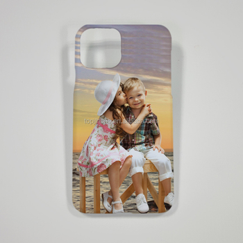 3D Sublimation Plain White Blank Phone Cover For Iphone11 Plus