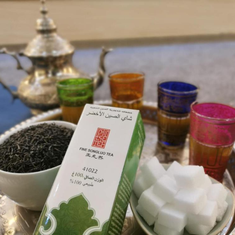 Wholesale Green Tea vert de chunmee 4011 For France - 4uTea | 4uTea.com