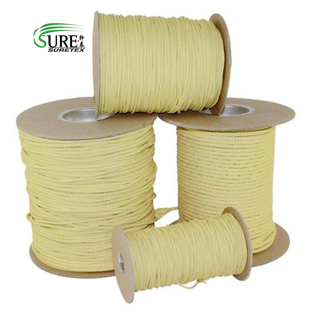 Heat Resistant Para Aramid Twist Braided String