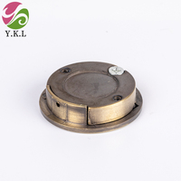 Best Selling Round Shape Flush Door Pull Handle with Pull Ring embedded pull handle