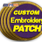 Patches Design Embroidery Patch Low MOQ Personalized Embroidery Woven Tag Custom Patches