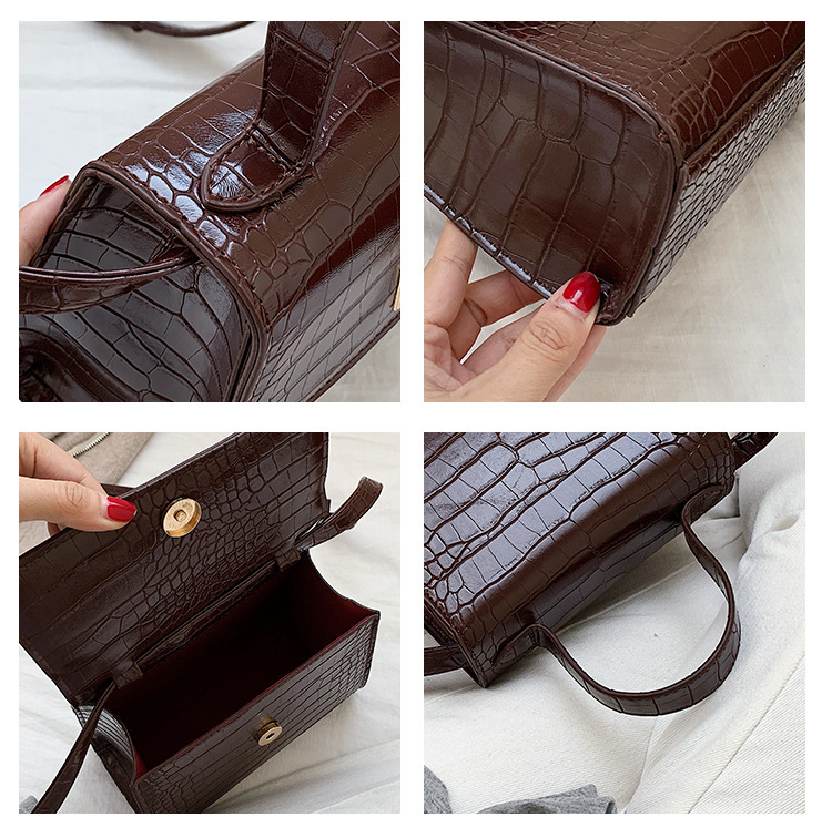 ANGEDANLIA vintage leather crossbody bag manufacturer for daily life-4