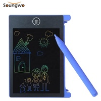 4.4 inch drawing board pad kids message memory graphics E-Writer LCD writing tablet