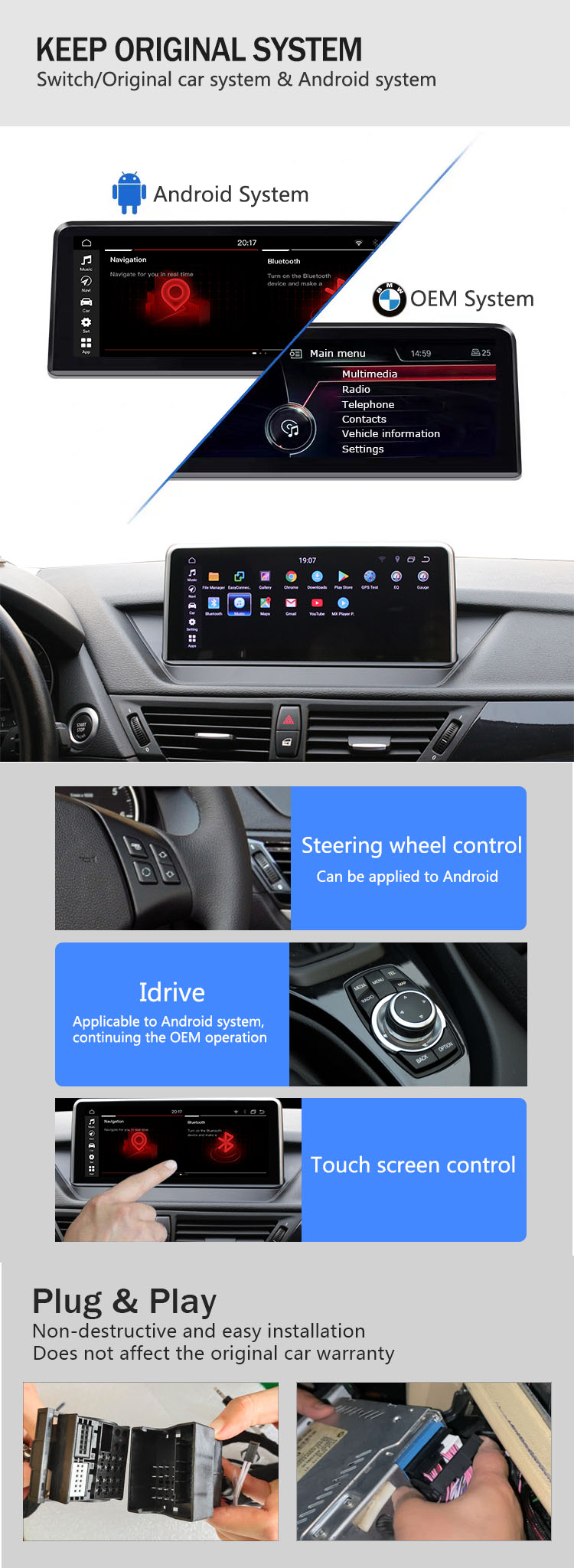 Mcx 10 25 64gb 32gb 8 Core Radio Multimedia Autoradio Screen Android For Bmw X5 E70 X6 E71 Navigation Gps Carplay 2007 2013 Buy E70 Android Autoradio Bmw X5 E70 Android Bmw X6 Screen Bmw