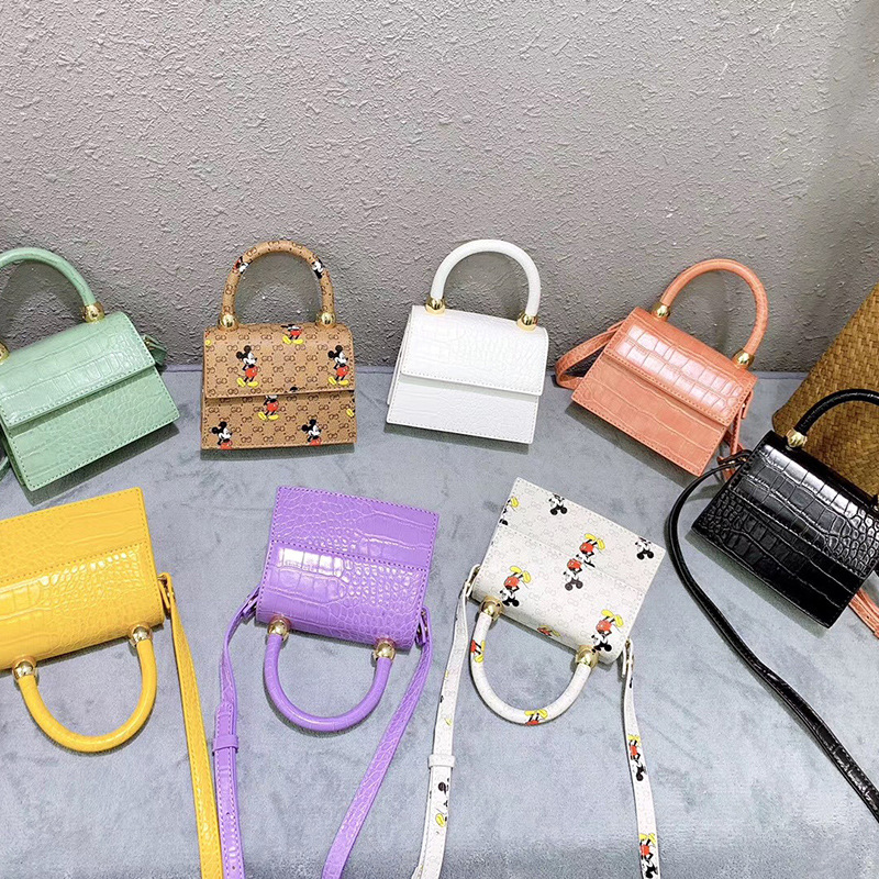 Venta al por mayor lindos bolsos pequeños Compre online los