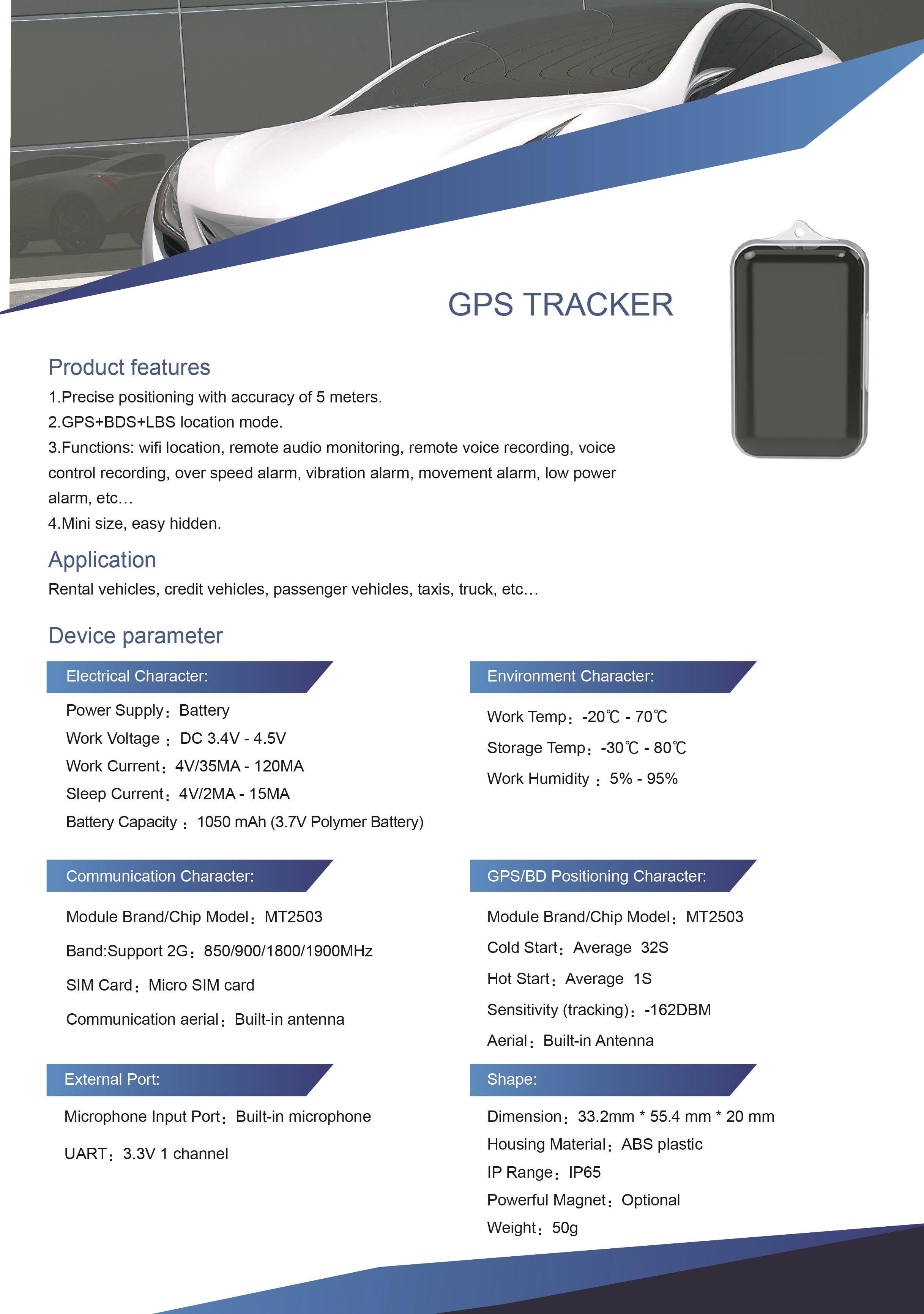 安い小さな個人gpsトラッカーip66/車/ペット/袋抗失われたgps追跡装置tk1000