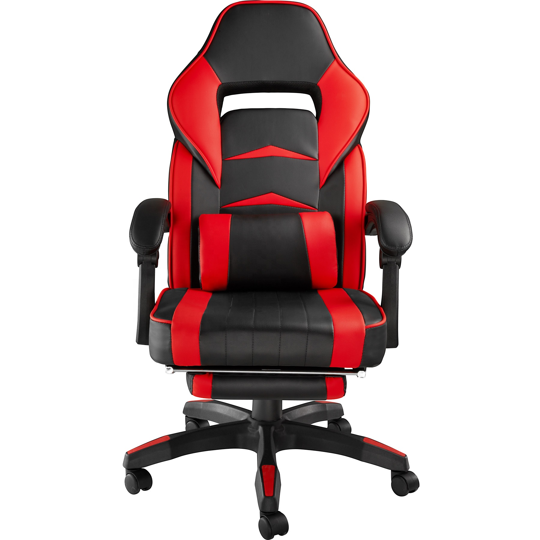 High Back Ergonomic Adjustable Racing Gaming Office Chair With Footrest