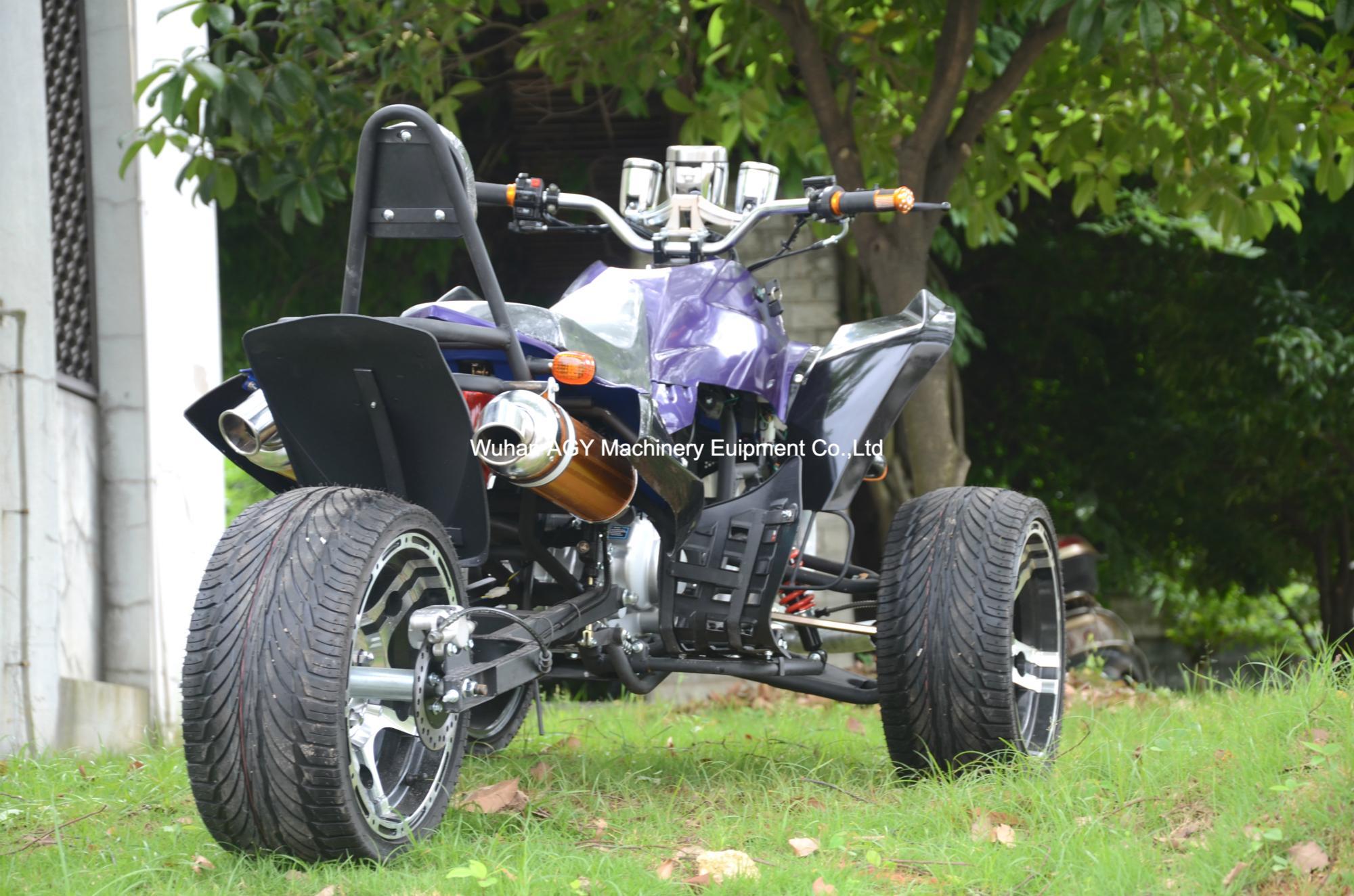AGY atv 3 wheel