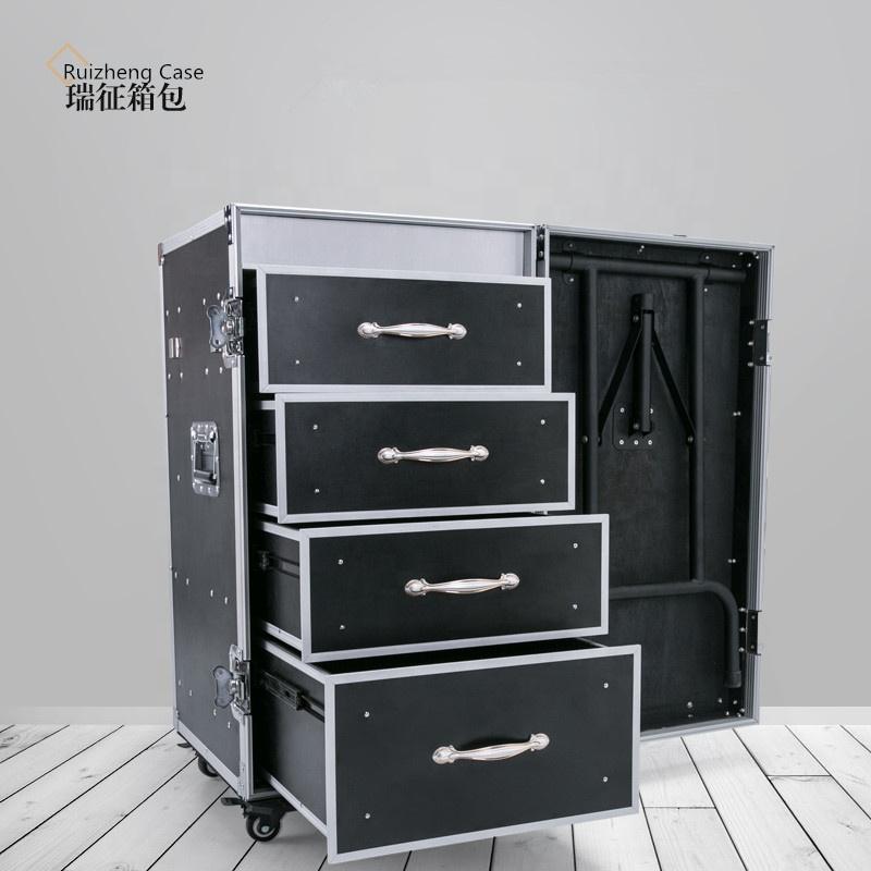 Small 100kg Handle Flightcase Heavy Duty Leather Case Handle Briefcase